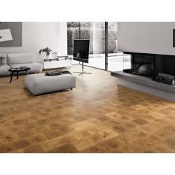 Ламинат Floorwood ACTIVE Дуб Касл Темный
